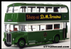 EFE 10135 AEC Regent RT - Dundee (Corporation Transport Dept.) Route 20 - EFE Subscriber - PRE OWNED